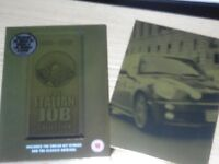 The Italian Job DVD collection