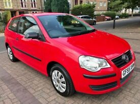 VOLKSWAGEN POLO 1.2 ONLY (1) OWNER FULL SERVICE HISTORY