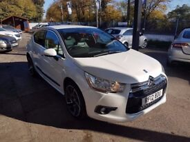 Citroen DS4 2.0 HDi DSport 5dr PERFECT CONDITION WARRANTY, CARD PAYMENTS, CAR4YOU DRIVE AWAY TODAY