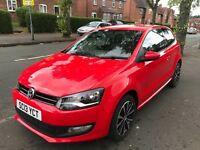 2013 Volkswagen Polo 1.2 Match Edition 19,000 Miles FSH Long MOT 1 Owner Frm New Mint (corsa clio )