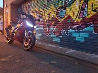 wk bike 125 rr 125cc (CASH ONLY)