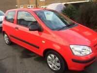 HYUNDAI GETZ MANUAL PETROL