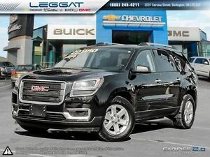 2016 GMC Acadia SLE1 AWD w/ ONLY 45K! *PARK ASSIST*BACKUP CAM*BL