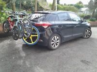 TOWBAR BIKE CARRIERS (4 or even more)ON YOUR TOWBAR
