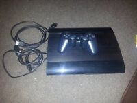 PS3 Super slim. 320 GB