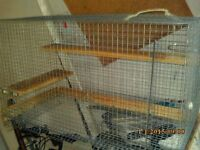 ferrit type cages