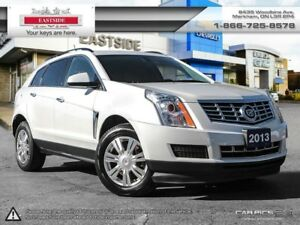 2013 Cadillac SRX FWD Leather Collection Leather
