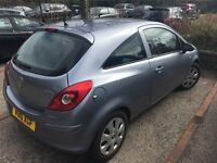 Vauxhall Corsa Diesel 3 Door EcoFlex Exclusive with A/C