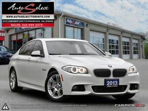 2013 BMW 528i xDrive AWD ONLY 81K! **M SPORTS PKG** TECHNOLOG...