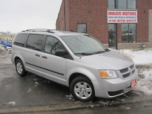 Great Buy 2010 Dodge Grand Caravan SE Fully Certified & E-Tested