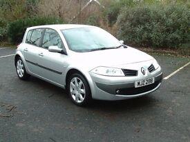 2007 Renault Megane 1.5 dci £30 ROAD TAX! CHEAP INSURANCE!