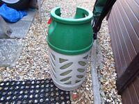 10 Kg Propane Gas Bottle