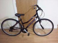 Townsend ladies hybrid Bike with 28 wheel size