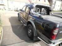 Ford Ranger Wildtrak. 4x4. Double Cab. New MOT No Advisories. Mechanically Excellent, Scruffy