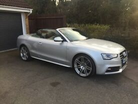 **REDUCED 4 A QUICK SALE **FACE LIFT 2012 AUDI A5 3.0 QUATTRO CAB