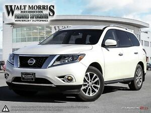 2016 Nissan Pathfinder SV - 3RD ROW SEATING, HEATED SEATS, REAR