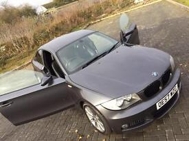 BMW 1 series M SPORT COUPE 2008 2.0 175 BHP 120d