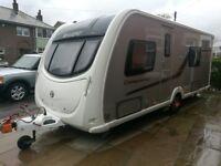 Swift Conqueror 570 2011 4 Berth Caravan