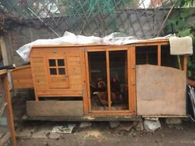 Chicken/Rabbit House for sale