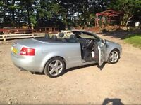 Audi A4 cabriolet T sport convertible