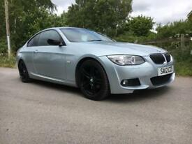 2012 BMW 3 SERIES 318i M SPORT PLUS COUPE
