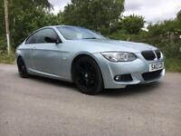 2012 BMW 3 SERIES 318i M SPORT PLUS COUPE