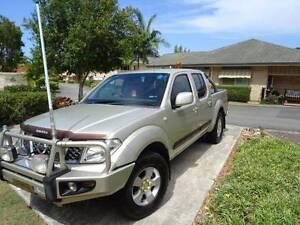 2010 Nissan Navara Ute Ashmore Gold Coast City Preview