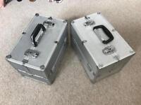 Aluminium Make-up / tool boxes