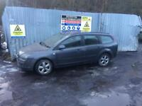 Breaking for parts Ford Focus estate 1.6 petrol 2005
