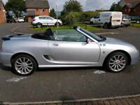 MG TF 1.8 135 2dr CONVERTIBLE in PRISTINE CONDITION LOW MILAGE AND 12 MONTHS CLEAN MOT