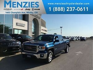2015 GMC Sierra 1500 SLE 4x4, Bluetooth, Backup Cam, Clean Carpr