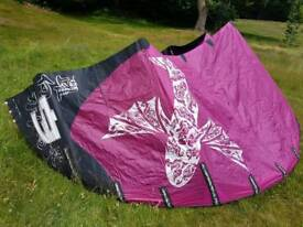 Kitesurf Kite 9m Best Waroo Pristine Condition
