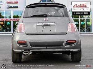 2012 Fiat 500 Sport *AUTO, A/C, ECONOMY* Windsor Region Ontario image 5