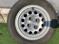Peugeot 205 1.6 GTI Alloy Wheel