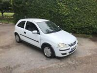 Vauxhall CORSA 1.0 AUTOMATIC cheap tax and insurance