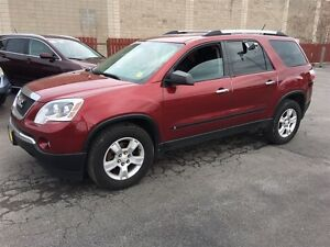 2010 GMC Acadia SLE1, Automatic, Third Row Seating, AWD