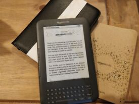 Amazon Kindle 3rd Generation (D00901) - £15.00