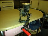 Spong no1 cast iron coffee grinder barn find vintage £20 or offers