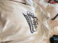 Super dry hoody size small