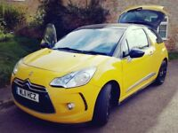 Citroen DS3 Dstyle e-HDI 1.6 ONLY 22000 miles!! in fantastic unmarked condition £7000