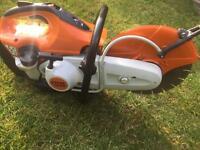 Stihl petrol cutter ts410
