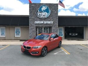 2015 BMW 2 Series WOW SHARP 228I XDRIVE! FINANCING AVAILABLE!