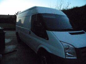 Handyman with own van