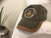 Khaki funky cap