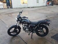 Zontes Tiger Geared 50CC