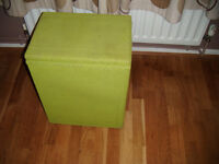 Lime Green laundry basket