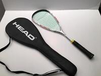 Professional squash racket Head Metallix 110