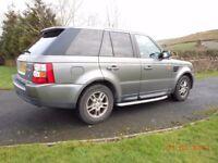 Land Rover Range Rover Sport 2.7 TD V6 S 5dr
