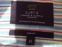 Hawes and Curtis slim fit M size (16.5 neck)