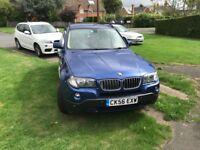 BMW X3 Automatic 4x4